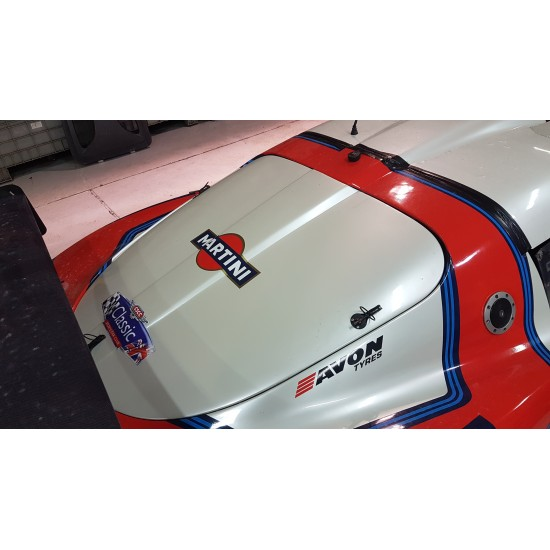 Race Boot Lid Engine Cover Smooth Lightweight - Lotus Exige S2