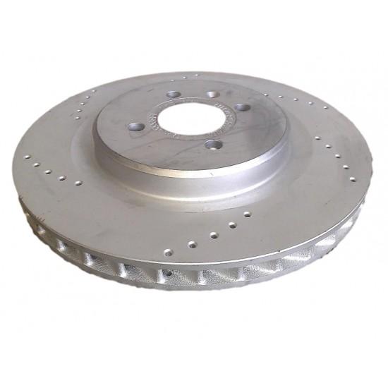 308mm Cross Drilled Brake Discs