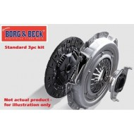 Clutch Kit OE Replacement Borg & Beck to suit all Rover Engined Elise S1 and S2