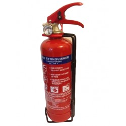 Fire Extinguisher Hand Held 1kg  Dry Powder