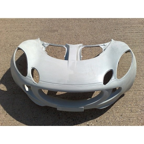 Front Clamshell - Elise S2