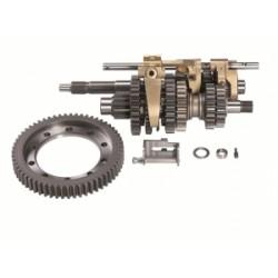 Quaife 5-Speed Dog Engagement Close Ratio Gearkit QKE5R - Lotus Elise K-Series PG1 Gearbox