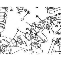 Genuine Lotus Elise Exige S1 Wheel Bearing