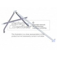 A Frame & Petty Bar Safety Devices to Suit S2 Lotus Elise Exige