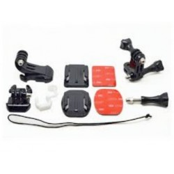 Grab Bag - Mounted GoPro & Action Camera Mounts