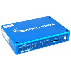 Video VBOX Pro 20Hz - 2 Cameras - 32 CAN channels