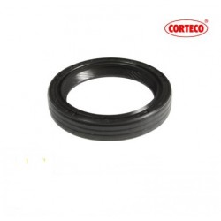 Camshaft Oil Seal Front - Black Corteco - Rover K Series Engine