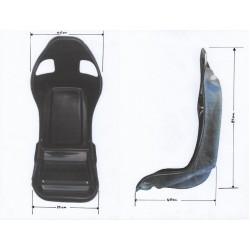 Motorsport Seat Fibreglass