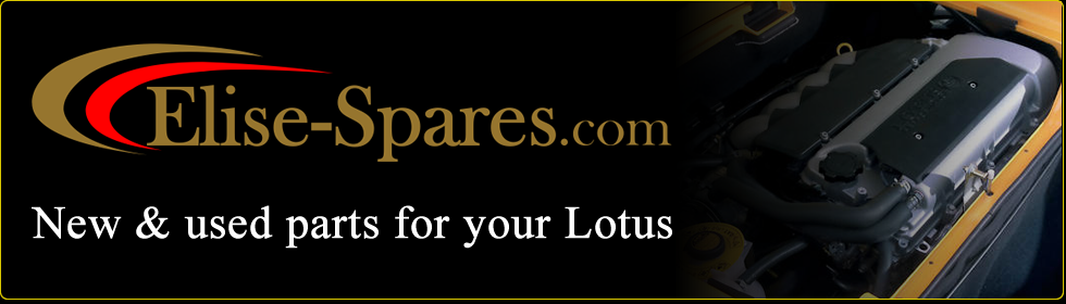 New & Used Parts for your Lotus 3