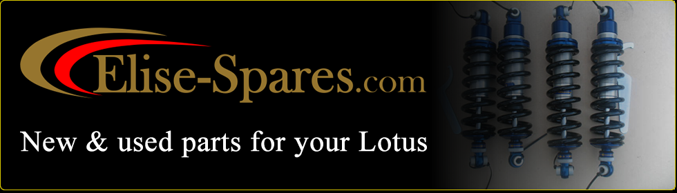 New & Used Parts for your Lotus